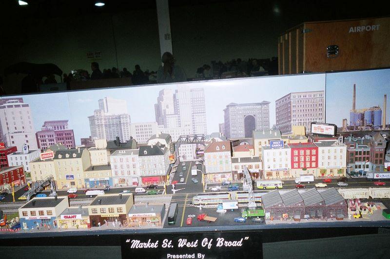 Model Railroad Train Show