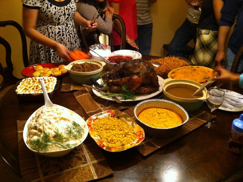 Thanksgiving Dinner #2