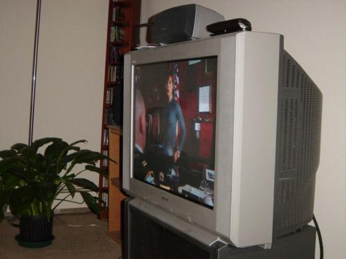 My Sony Wega CRT TV