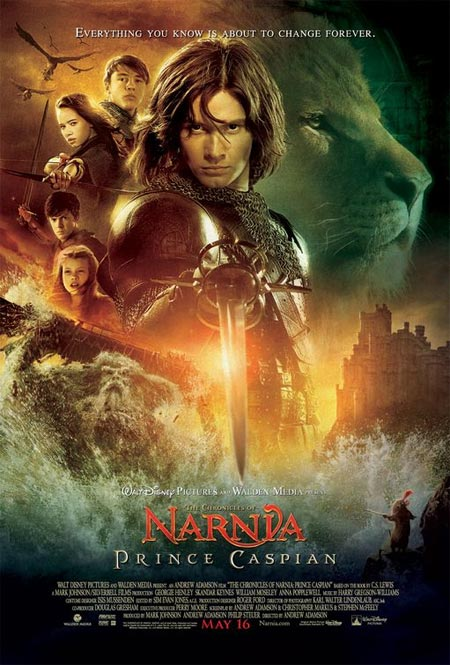 The Chronicles Of Narnia Prince Caspian 2008 SWEDISH DVDRip XviD