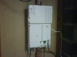 The FiOS Optical Network Terminal