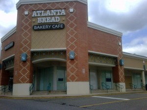 Our Atlanta Bread Company has closed