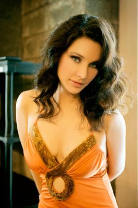 Indian actress Lisa Ray
