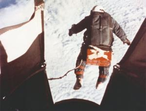 Joe Kittinger's Jump