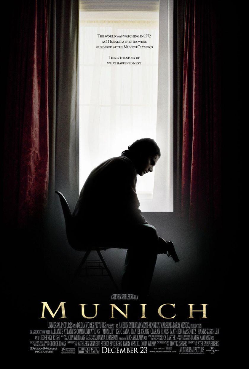 Munich movie spielberg