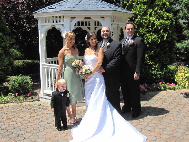 Jay & Aimee's Wedding, July 31st 2010