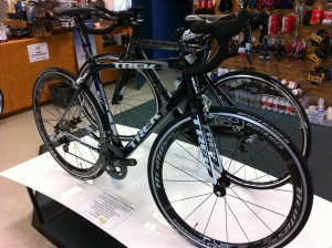 2011 Trek Madone 6.5 Project One