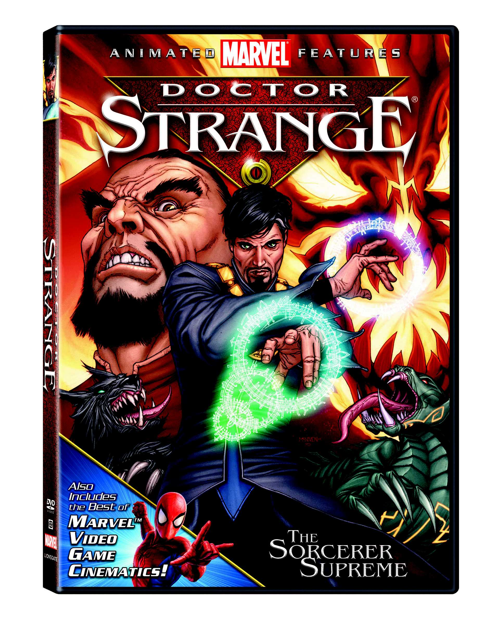 Doctor Strange 2007