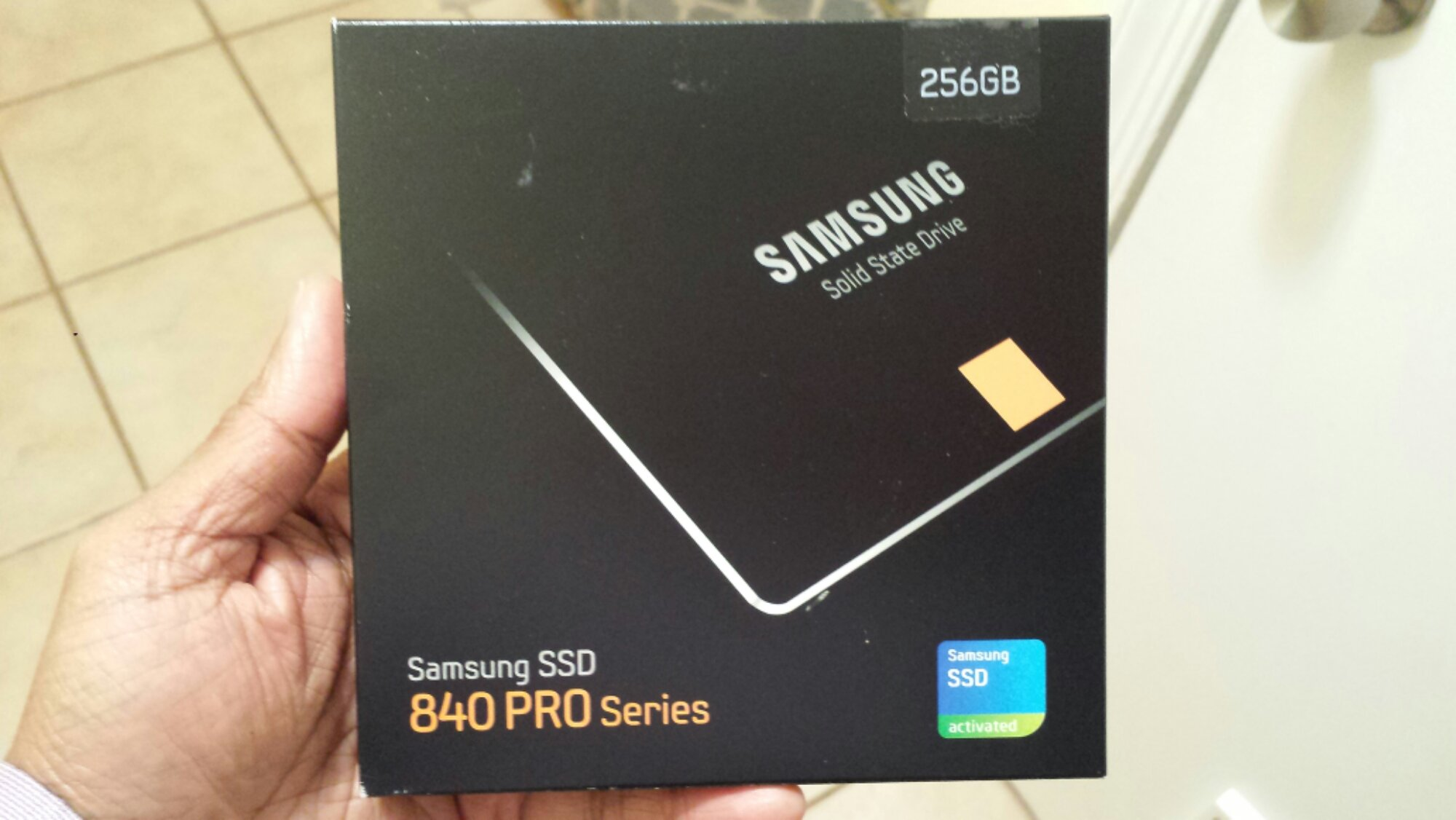 how to tell which is my solid state drive