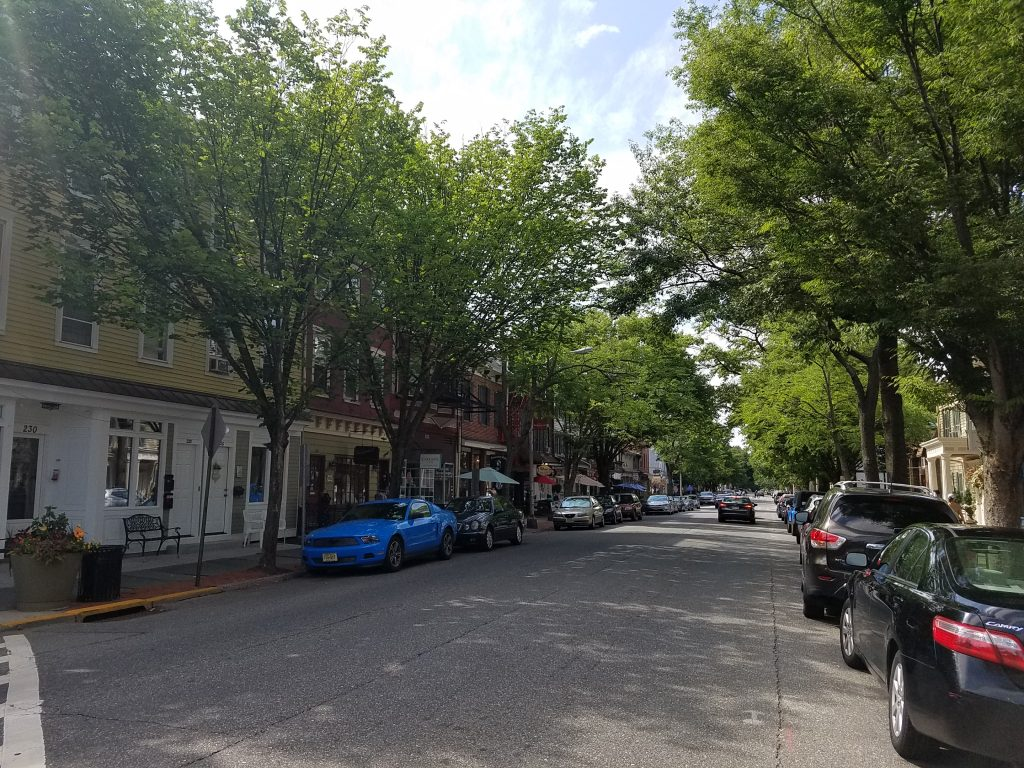 Cute town -- worth a visit in civilian clothes
