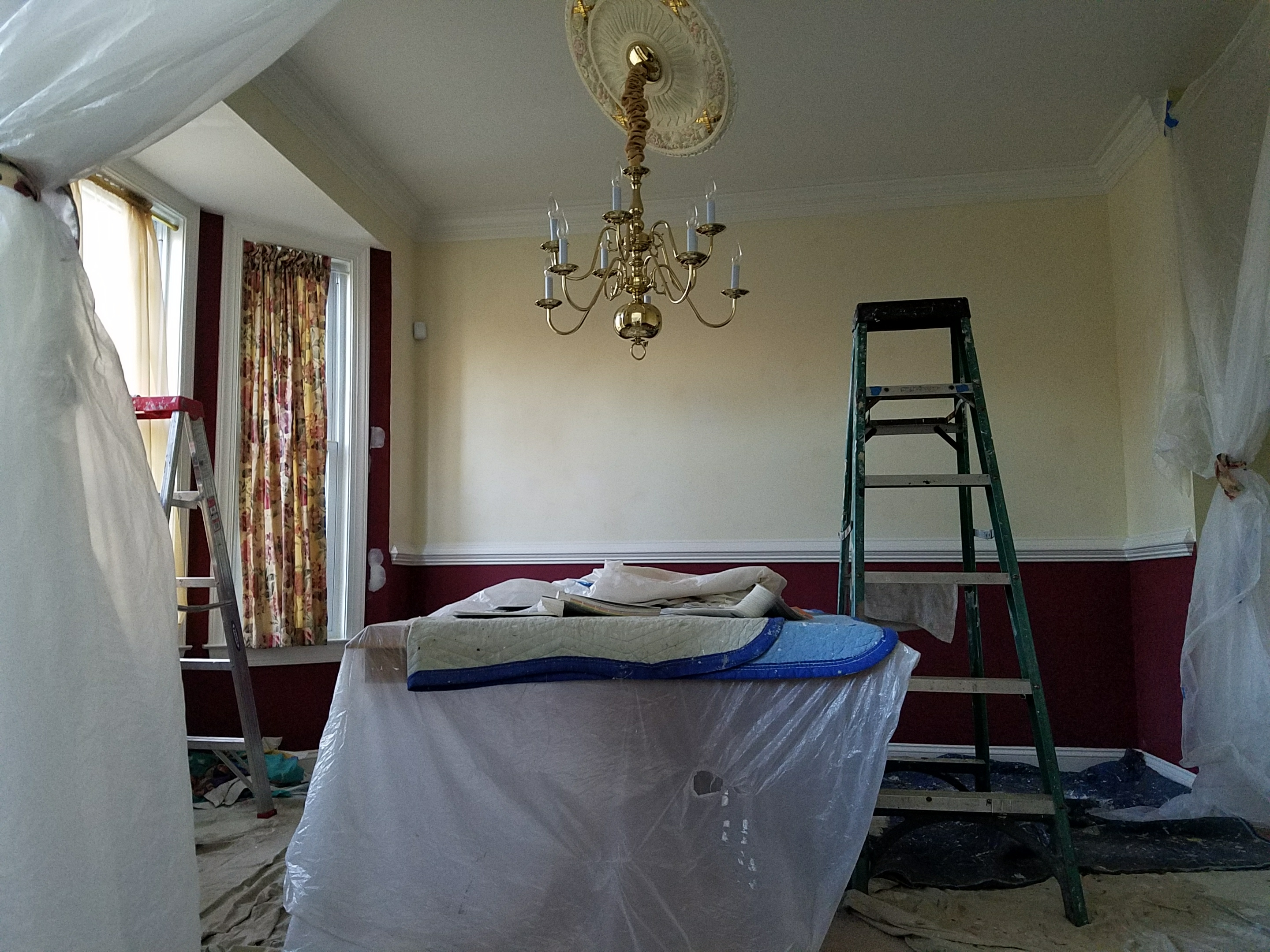 Dining Room Demolition